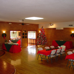 christmas party venue tyler, tx